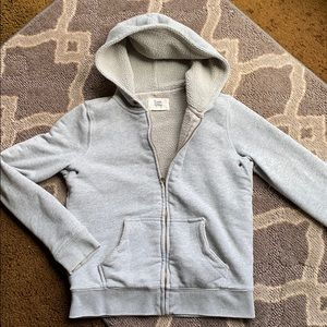 J Crew ladies hoodie. Size small. Like new